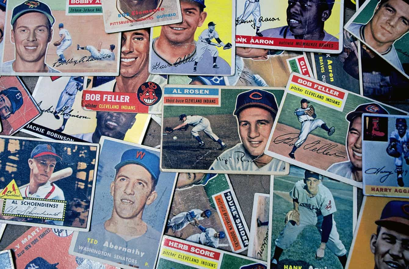Baseball Card Collections