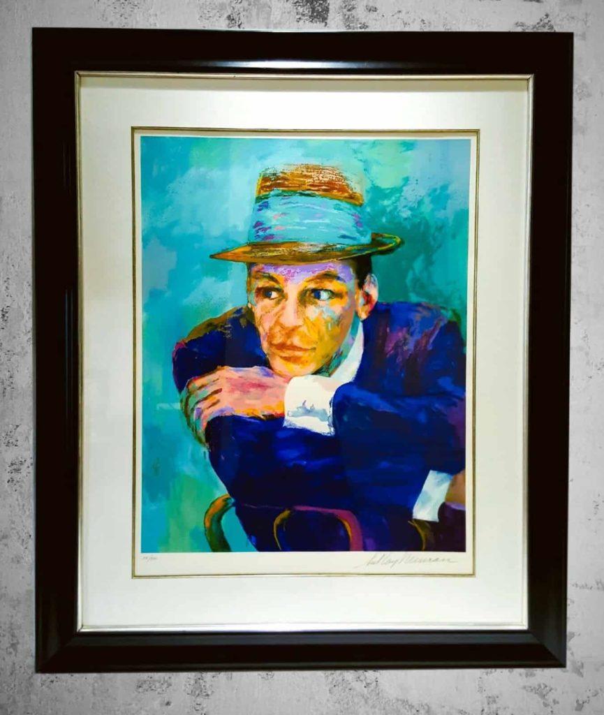 Sinatra art